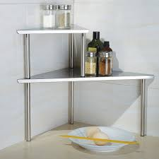 Bathroom Counter Shelves Ideas Bathroom Counter Storage Shelf Bathroom Counter Organizer