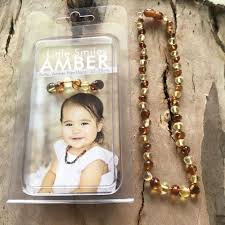 amber necklace baby images Little smiles baltic amber necklace baby junction jpg