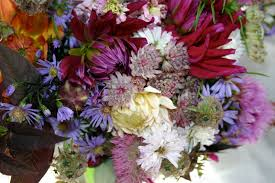 wedding flowers september real cut flowers september colours