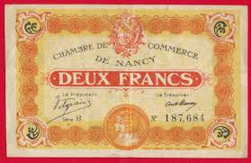 chambre du commerce roanne roanne 50 centimes 1917 fdcollector