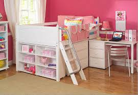 madeline full scholar loft bed