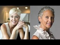 short gray haircuts for women the new best older women short gray hair styles short haircuts