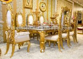 Luxury Dining Table And Chairs Luxury Home Dining Table Set European Classical Dining Table And