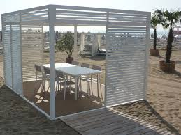 Outdoor Fabric For Pergola Roof by Self Supporting Pergola Aluminum Fabric Canopy With Sliding