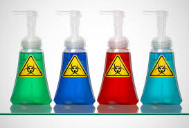 10 toxic ingredients in personal care and bathroom products