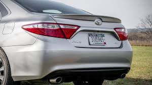 toyota camry trunk 2015 toyota camry review and test drive with photo gallery