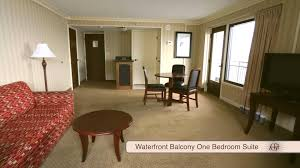 galt house hotel waterfront balcony one bedroom youtube