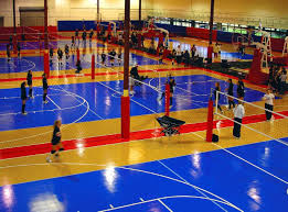 volleyball courts for massachusetts and new hampshire sport