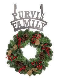 customized wreath hanger hrh custom creations