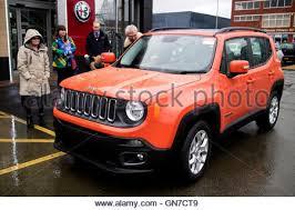 orange jeep 2016 a 2016 omaha orange jeep renegade latitude a subcompact crossover