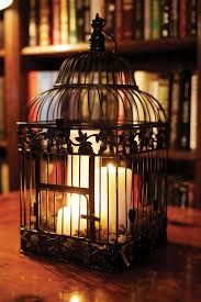 How To Decorate A Birdcage Home Decor 25 Ways To Decorate With Candles Bird Cages Centerpieces And