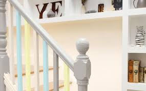 Stripping Paint From Wood Banisters How To Paint Stairs And Bannisters Dulux