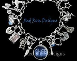 themed charm bracelet charm bracelets etsy
