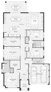Home Design And Floor Plans The Miami New Home Design Mcdonald Jones Homes Floor Plans