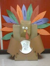 foster the food drive turkey decorated food drive box that s