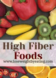 15 best high fiber foods for fast weight loss