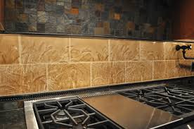 Wall Backsplash Living Walls Wheatfield Tile Backsplash