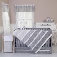 Rocket Ship Crib Bedding by Trend Lab Ombre 3 Piece Crib Bedding Set Gray Toys