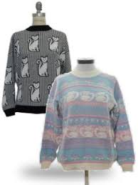 women u0027s sweaters at rustyzipper com 1980s vintage clothing
