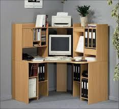 Wayfair Computer Desk Furniture Wonderful White Corner Desk With Storage White Corner