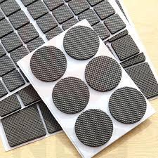 Anti Slip Rug Pad Selling 1 24pcs Self Adhesive Furniture Leg Feet Non Slip Rug
