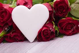 Valentine S Day Wedding Decorations by Red Roses With Heart Decoration For Wedding Mothers Day And