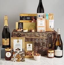 What To Put In A Wine Basket Hampers Food U0026 Wine Gifts Flowers U0026 Gifts M U0026s