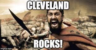 Cleveland Meme - sparta leonidas meme imgflip