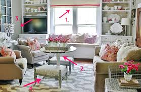 decorated family rooms family room decorating how to ideas thistlewood farm