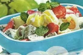 cara membuat salad sayur atau buah penggemarsalad 2013
