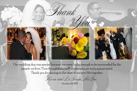 personalized cards wedding thank you card creations images personalized wedding thank you