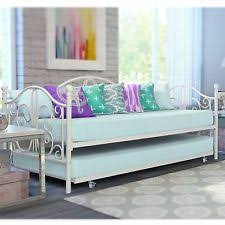 Day Bed Trundle Daybed With Trundle Home U0026 Garden Ebay
