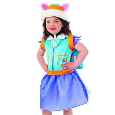 spirit halloween stores canada everest costume paw patrol child small 4 6 yrs the party bazaar