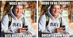 College Freshman Meme - 47 of the best college freshman memes the hilarious fledgling frosh