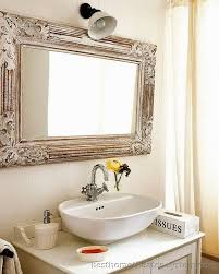 Vanity Mirrors Bathroom Bathroom Black Framed Bathroom Vanity Mirror Ideas Bathroom