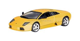 lamborghini murcielago dimensions autoart 54511 lamborghini murcielago yellow 1 43