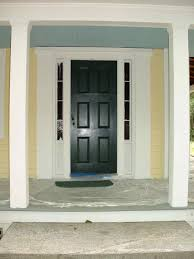 Black Furniture Paint by Furniture Cool Picture Of Small Front Porch Decoration Using