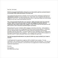 administrative assistant cover letter template cover