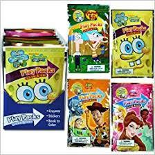 grab u0026 play packs mini color u0026 activity books crayons