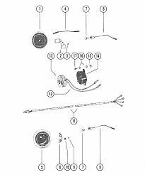 mercruiser trim gauge wiring diagram diagram wiring diagrams for