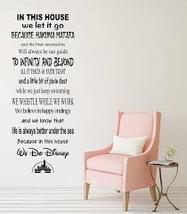 check out these great disney decals decorate around your home
