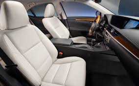 old lexus interior 2013 lexus es first drive motor trend