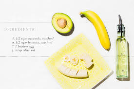 banana for hair 7 beauty ways to use an egg the chriselle factor