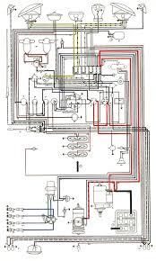 what is a split floor plan thesamba com type 2 wiring diagrams