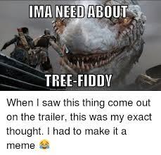 Tree Fiddy Meme - ima need about tree fiddy download meme generator from http