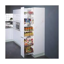 colonne coulissante cuisine cadre coulissant dispensa accessoires cuisines