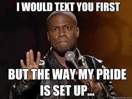 Memes About Texting - kevin hart texting memes
