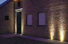 minimum height for an outside wall light page 1 homes gardens