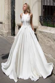 princesse robe de mariã e robe de mariée élégante création azure devant collection
