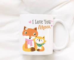 fox mug mothers day fox mugs beer travel cup coffee mug tea cups home